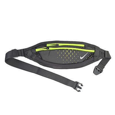 Nike Small Cope City Waist Pack (AC4059-057) New Sport Goods Athletic Gray Bag