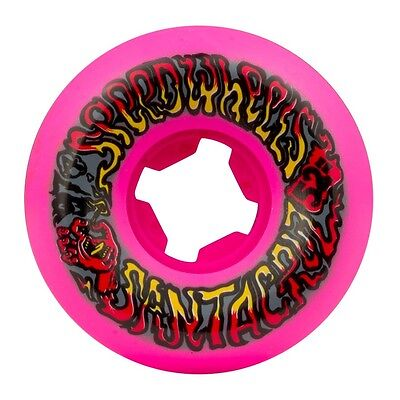 Santa Cruz Slime Balls Speedwheels Skateboard Wheels 52Mm 97A Pink