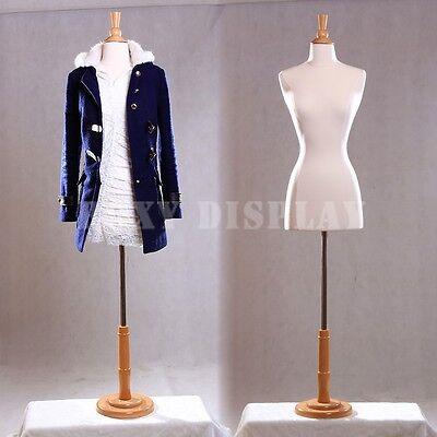 Female Size 2-4 Mannequin Manequin Manikin Dress Form F24wbs-r01n