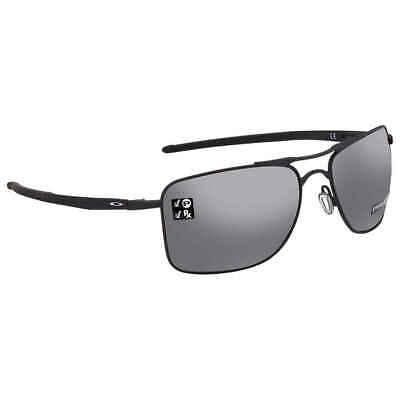 Oakley Gauge 8 Prizm Black Polarized Men's Sunglasses OO4124-412402-62