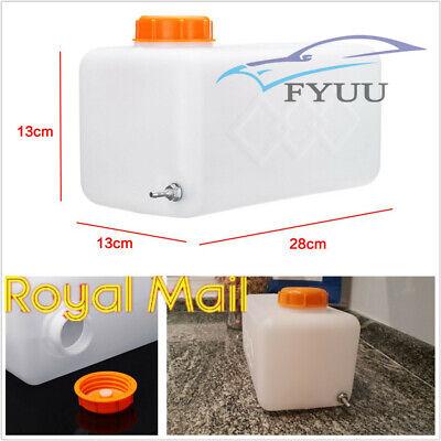Stock White 5.5L Plastic Fuel Oil Gasoline Tank For Air Diesel Parking Heater