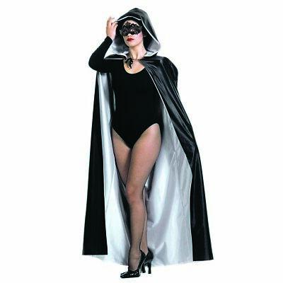 VENEZIANISCHER DELUXE UMHANG # Phantom der Oper Mittelalter Vampir Kostüm 3587 (Kostüme Der Vampire)