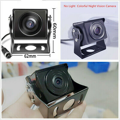 1920*1080P AHD Car Front View CCD Backup HD Camera With 4 Pin Aviation Connector