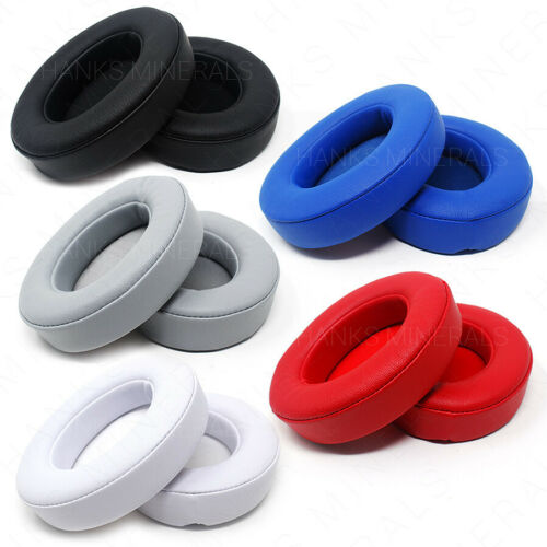 2x Ear Pad Cushion Replacement For Beats Dre Studio 2 3 Wireless / Wired 2.0 3.0