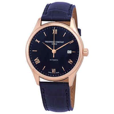Frederique Constant Classics Index Automatic Blue Dial Men's Watch FC-303MN5B4