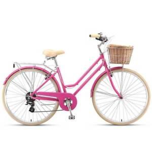 Bike Vintage Cruiser XDS Hollywood Ladies Pink