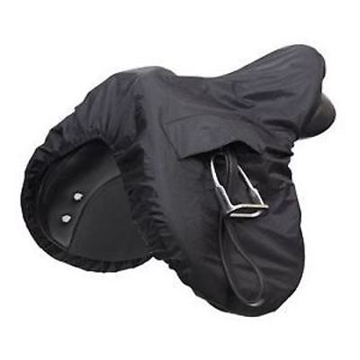 Waterproof Ride On Saddle Cover - Black
