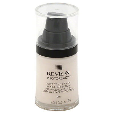 revlon photoready, photo ready, perfecting primer 001 27ml Brand New & Sealed