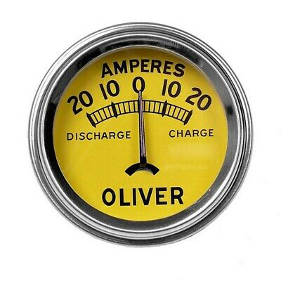 Ammeter Oliver 66 660 77 88 Super 55 Super 77 Super 88 Super 44 440 Tractor