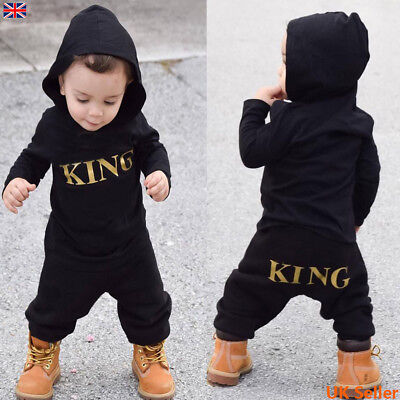 Newborn Baby Toddler Infant Boys Jumpsuit Romper Crawling suit Tracksuit Outfits