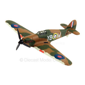 Hawker Hurricane - Battle of Britain Memorial Flight - BBMF - Corgi Showcase