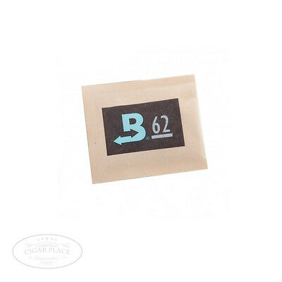 Boveda 2-Way Humidity Control 62% (8 gram) - Pack 10
