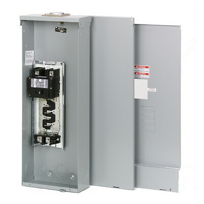 200-amp 4-8-space Main-breaker Outdoor Electrical-panel Box Mobile-home Trailer