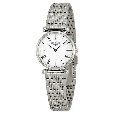 New Longines La Grande Classique Ladies Stainless Steel Watch L42094116