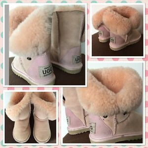 Girls Ugg Boots Cranbourne South Casey Area Preview