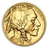 2016 1 oz Gold American Buffalo Coin Brilliant Uncirculated