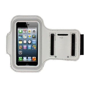 Sports Armband Gym Case Cover Holder Arm Band For Apple iPhone 4 4S - Adjustable