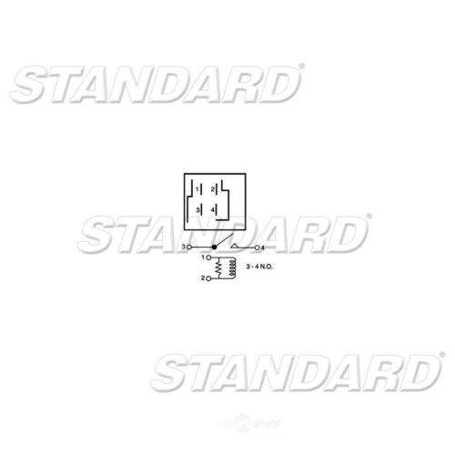 Starter Relay-Door Window Relay Rear Standard RY-280