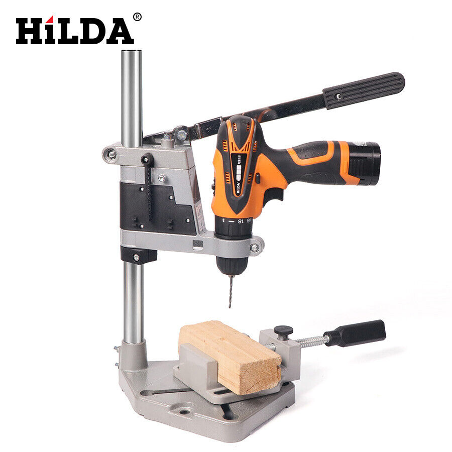 HILDA Dremel Style Drill Stand Power Tools Accessories Bench