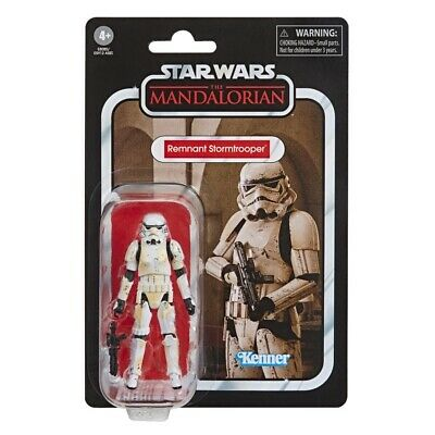 Star Wars The Vintage Collection The Mandalorian Remnant Stormtrooper 3.75 inch