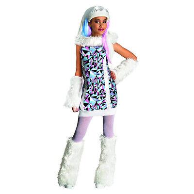 OMINABLE KOSTÜM KINDER Karneval Kleid Schneekönigin Party (Monster Kinder Kostüme)