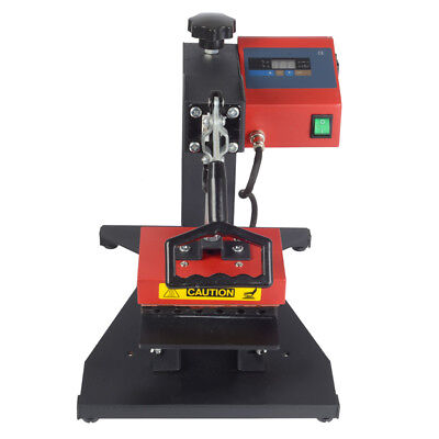 6pcs Digital Pen Heat Press Machine For Ball-point Transfer Printing Presser