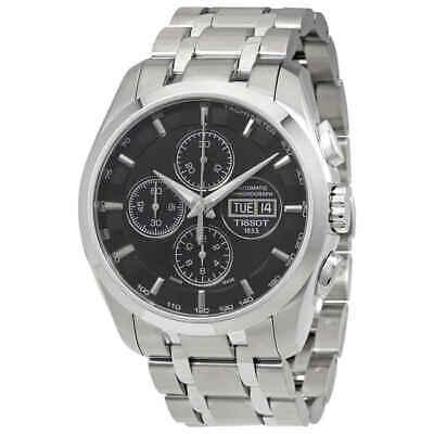 Tissot Couturier Automatic Chronograph Men's Watch T0356141105101