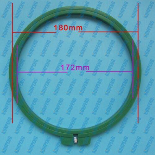 #KP-C-1071 18CM Embroidery Hoop Circle Round Frame Art Craft DIY Cross Stitch