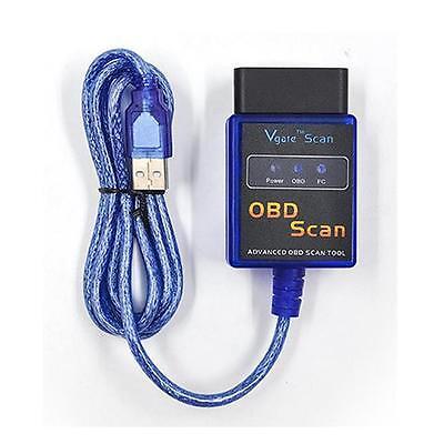 Best Vgate ELM327 USB OBD Scan Diagnostic Scanner with CH340 chip ARM chip V1.5