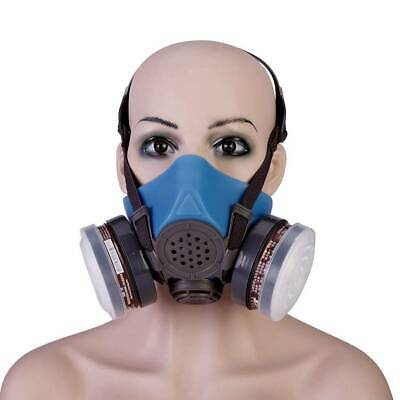 Industrial Gas Chemical Anti-dust Paintpesticide Respirator Mask