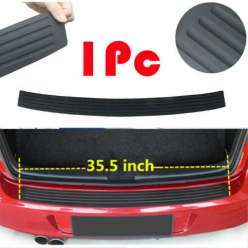 Car Parts - Parts Accessories Car SUV Rubber Sticker Rear Bumper Protector Guard Trim Cover