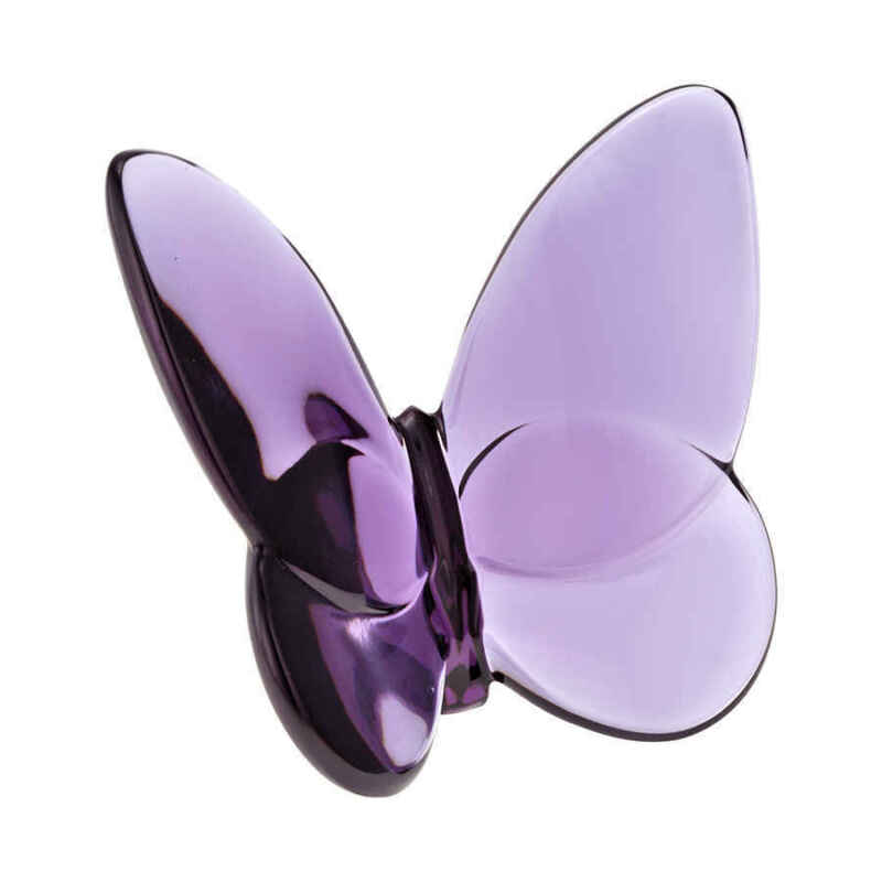 Baccarat Purple Lucky Butterfly 2103586