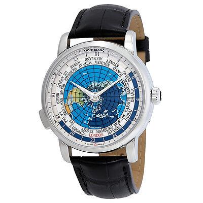 MontBlanc 4810 Orbis Terrarum Automatic Mens Watch 115071