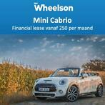 MrWheelson | Financial lease de Mini Cabrio vanaf € 250 p/m
