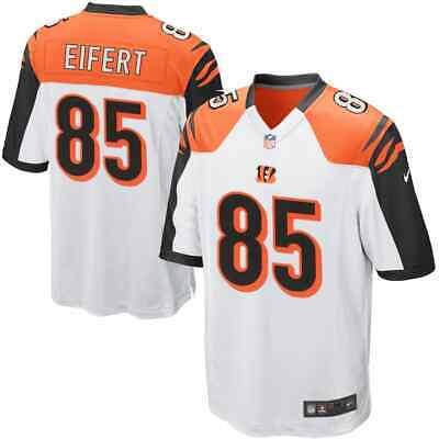 CAMISETA NIKE MODELO GAME JERSEY NFL DE LOS BENGALS Nº85 TALLA S
