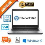 HP Elitebook 840 G3 | Core i7 6600U | 180GB SSD | 8GB | FHD