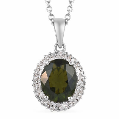 TJC Elite Shungite Copper with Magnet Solitaire Pendant for Women and Girls
