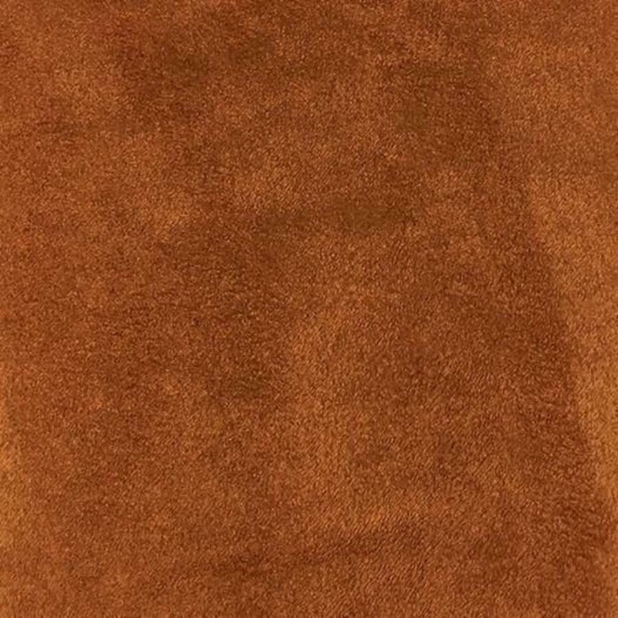 """Upholstery Suede Micro 58"""" Wide  faux Leather cooper Drapery"""