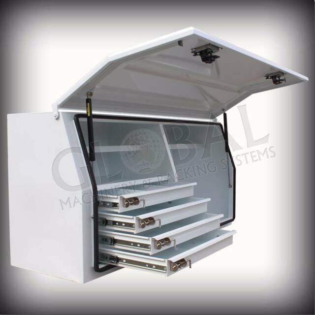 Diy Kitchen Cabinets Brisbane: Ute Toolbox With Drawers, Steel Ute Tool Boxes Brisbane