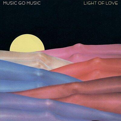 "Music Go Music Light Of Love 12"" Vinyl LP Record! indie rock album NEW on sale!+"