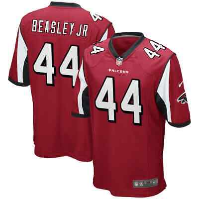 CAMISETA NIKE MODELO GAME JERSEY NFL DE LOS FALCONS Nº44 TALLA S