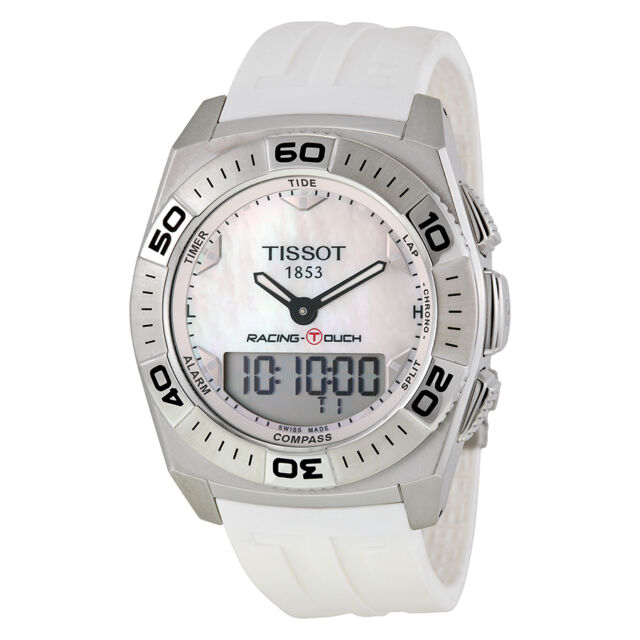 Tissot Touch Collection White Unisex Watch T002.520.17.111.00-AU