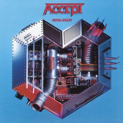 ACCEPT - METAL HEART - CD SIGILLATO 2002