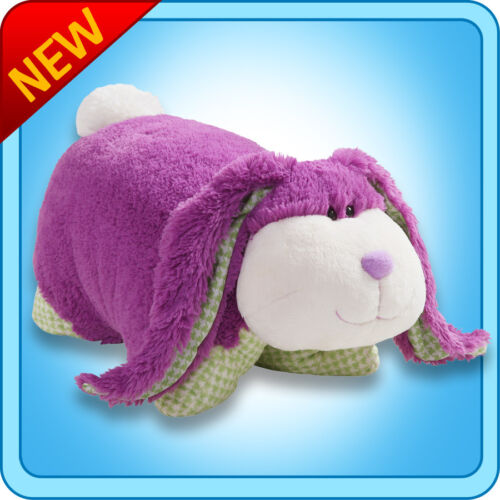 Bunny Pillow Pet - Color: Purple