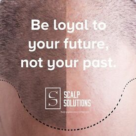 Scalp Solutions Tricopigmentation for Hair Loss