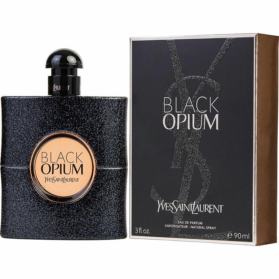 YVES SAINT LAURENT BLACK OPIUM PURE PARFUM ~ PERFUME EXTRACT