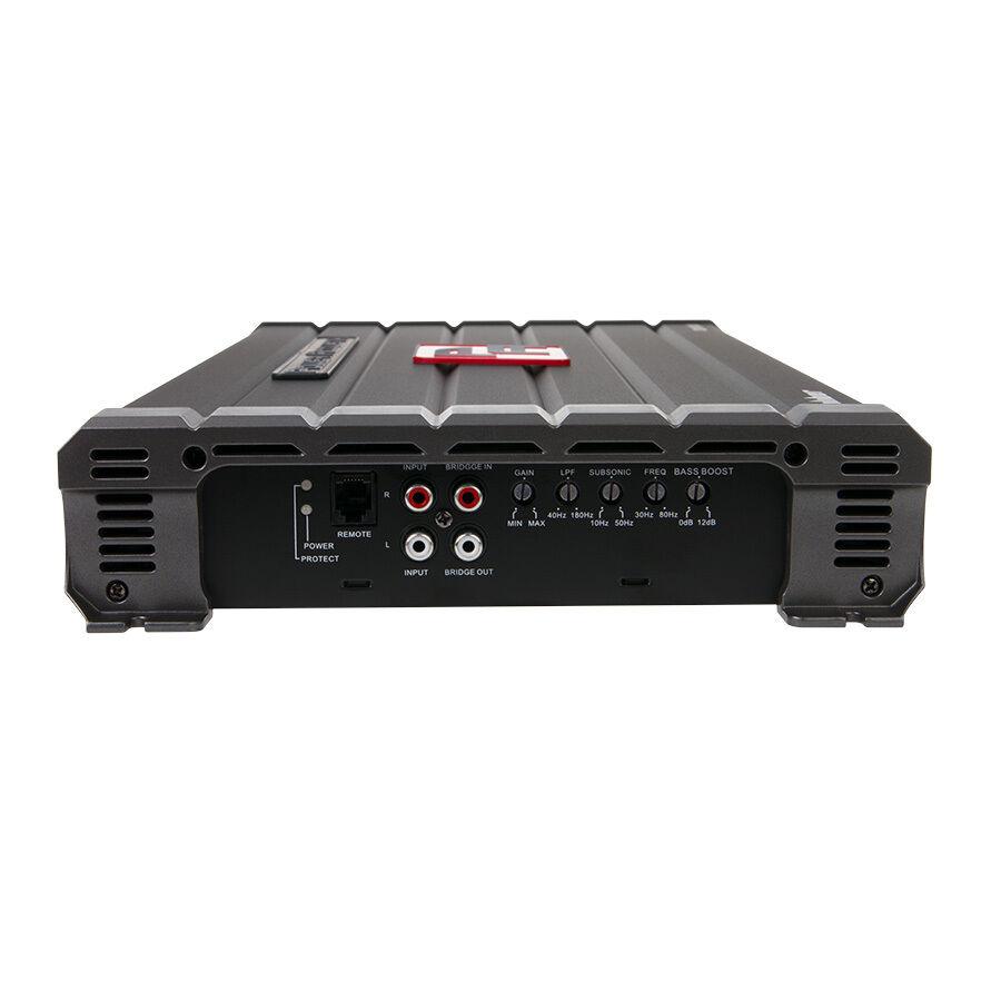 NEW POWER ACOUSTIK CB1-8000D CLASS D MONO BLOCK 1-CHANNEL SUBWOOFER AMPLIFIER