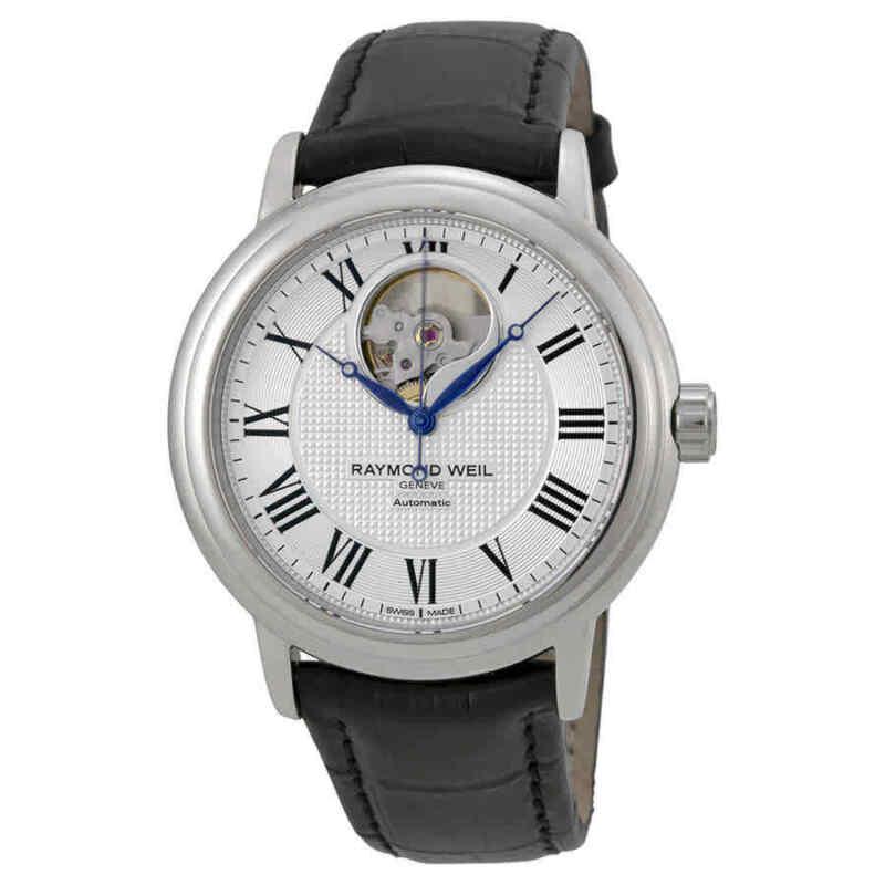 Raymond Weil Maestro Silver Dial Men Watch 2827-STC-00659