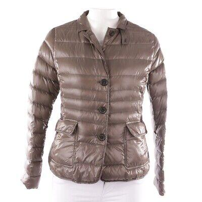 Jan Mayen between-Seasons Size De 36 It 42 Braun Ladies Jacket Coat