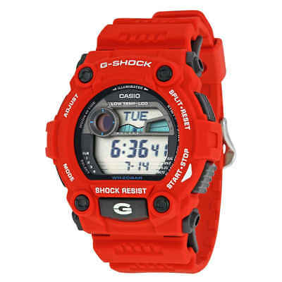 Casio Men's G-Shock Rescue Red Digital Sport Watch G7900A-4